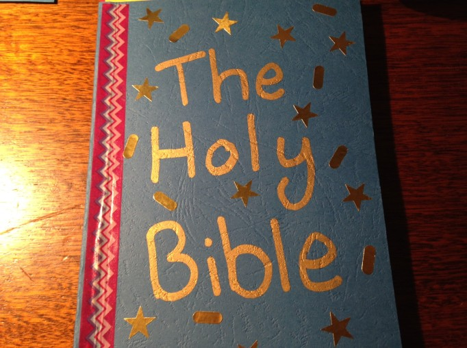 making bibles